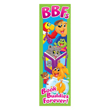 Book Buddies Playtime Pals™ Bookmarks