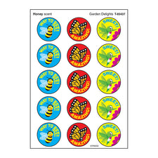 Garden Delights Stinky Stickers® (Honey) – Large Round