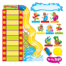 Playtime Pals™ Goal-Setting Adventures – Wipe-Off® Bulletin Board Set