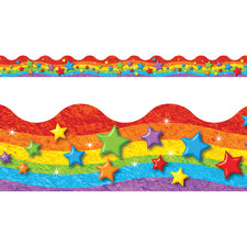 Rainbow & Stars Terrific Trimmers®