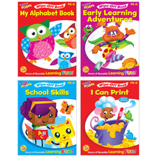 Wipe-Off Books: Early Learning Set