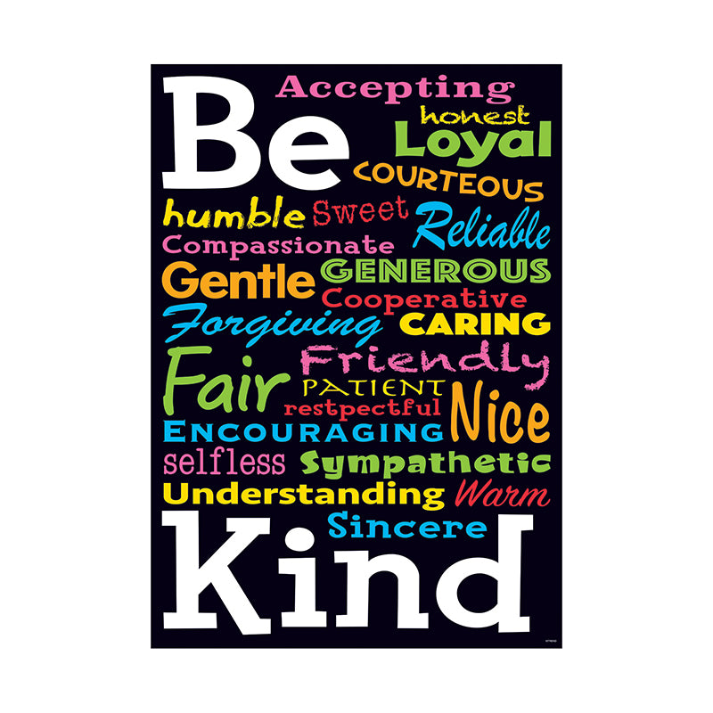 Be... Kind ARGUS® Poster