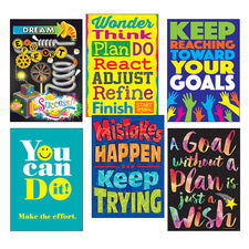 Goal-Getter ARGUS® Posters Combo Pack