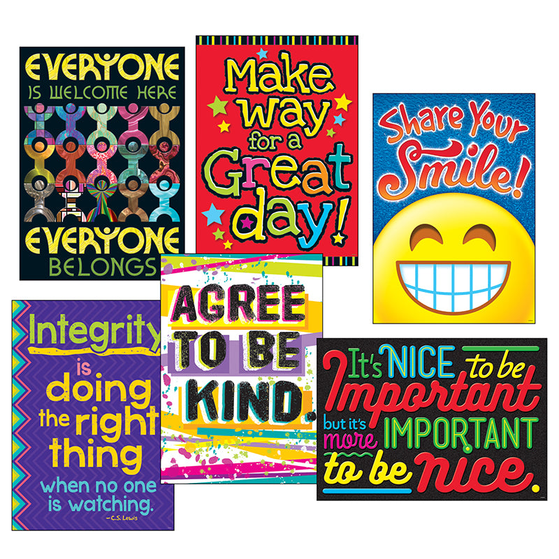 Kindess Matters ARGUS® Posters Combo Pack