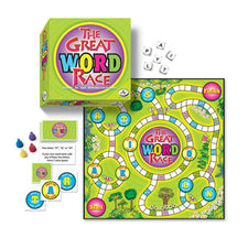The Great Word Race Game