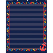 Anchors 10 Pocket Chart
