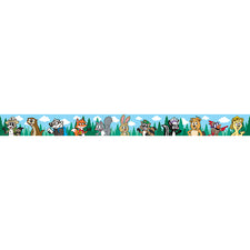 Ranger Rick Straight Bulletin Board Border