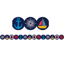 Nautical Die-Cut Bulletin Board Border