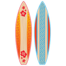 Giant Surfboards Bulletin Board Set