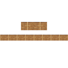 Rustic Retreat Straight Bulletin Board Border Trim from Debbie Mumm