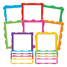 Fancy Frames Bulletin Board Set