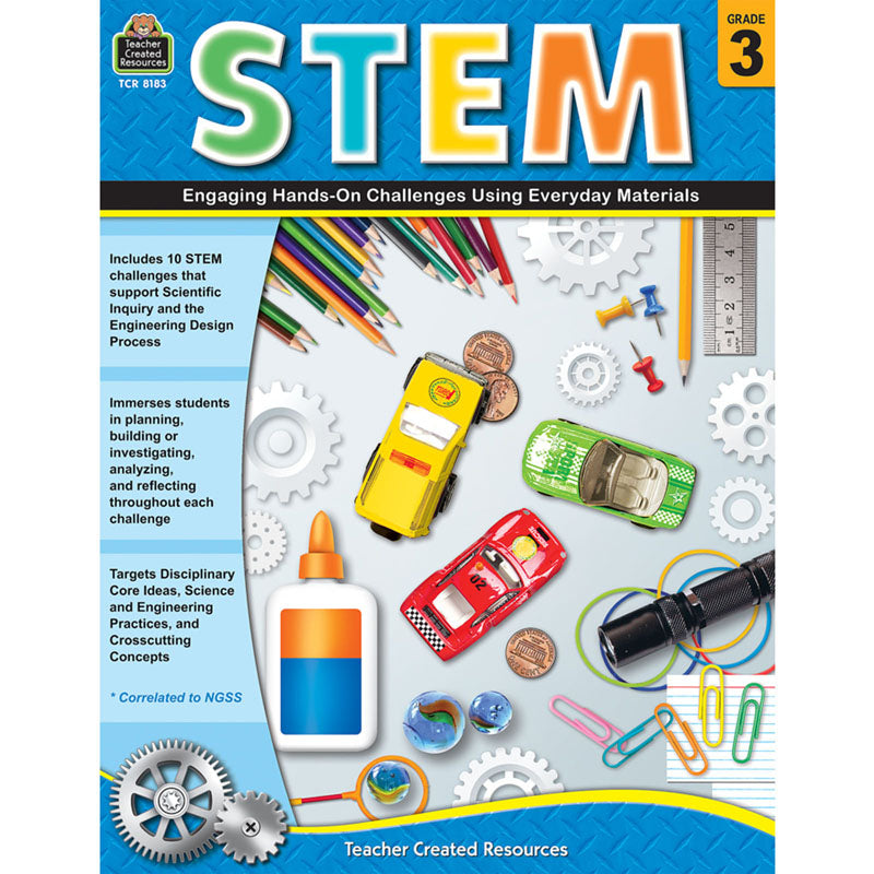 Teacher Created Resources STEM: Engaging Hands On