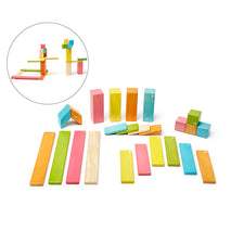 24-Piece Set, Tegu Tints