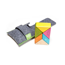 6-Piece Pocket Pouch Prism, Tegu Tints