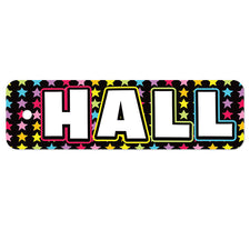 Plastic Hall Pass, Neon Hall