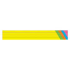 Brite Assorted Color Sentence Strips, 75 Count