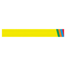 Primary Assorted Color Sentence Strips, 75 Count