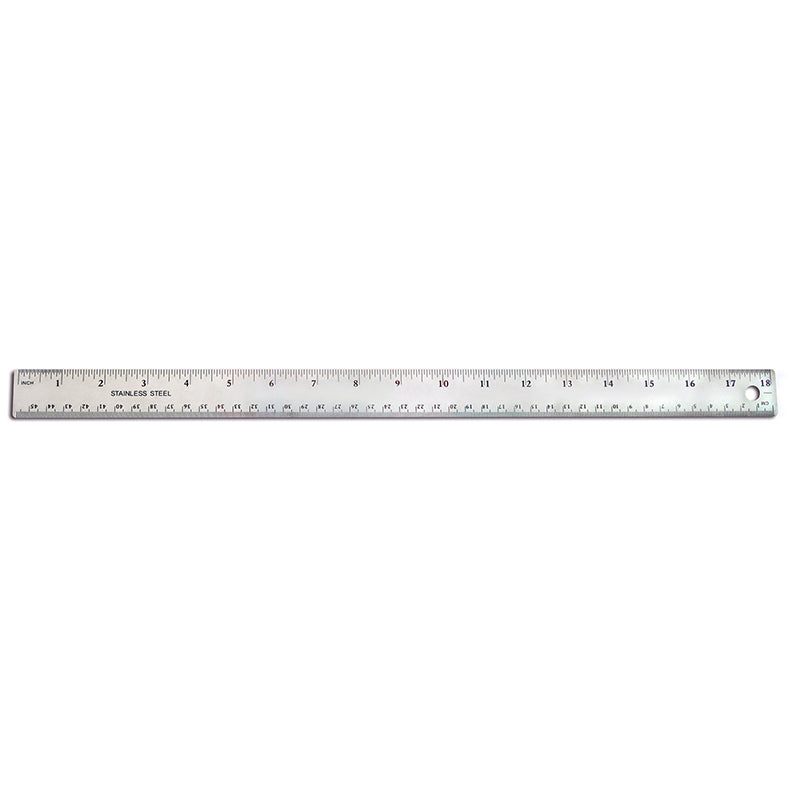18 Inch Stainless Steel Ruler