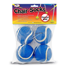 Blue Chair Socks, 4 Count