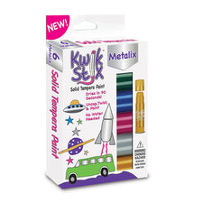 Kwik Stix Metalix, 6 Pack