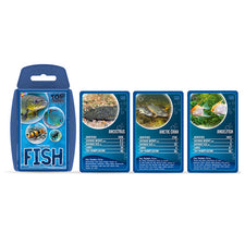 Top Trumps: Freshwater Fish Cards