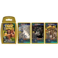 Top Trumps: Greek Mythology Cards