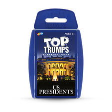 Top Trumps: US Presidents Cards