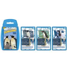 Top Trumps: Penguin Cards