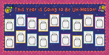 """This Year Is Going To Be UH-MASON!"" Bulletin Board"