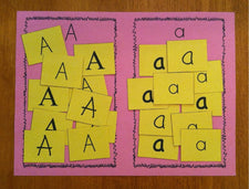Sorting Upper & Lower Case Letters