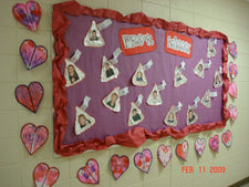 Pre-K Is Sweet! - Valentine's Day Bulletin Board