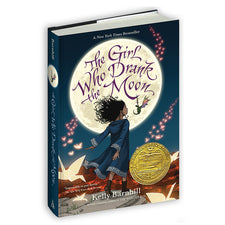 The Girl Who Drank the Moon, Hard Cover