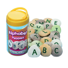 Uppercase Alphabet Pebbles