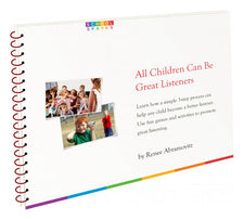 Free e-Book - All Children Can Be Great Listeners!