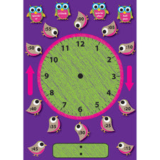 Telling Time Mini Magnetic Set