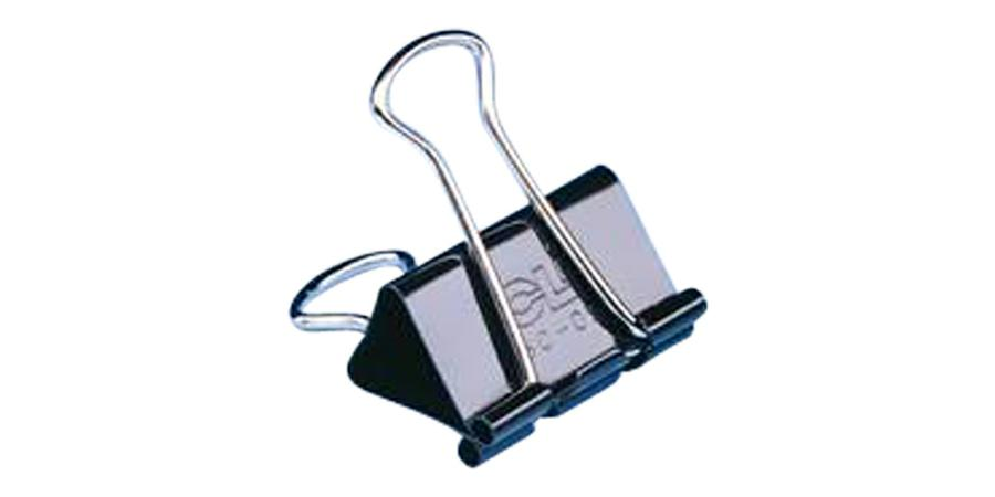 "Medium Capacity Binder Clips, 5/8"" Capacity"