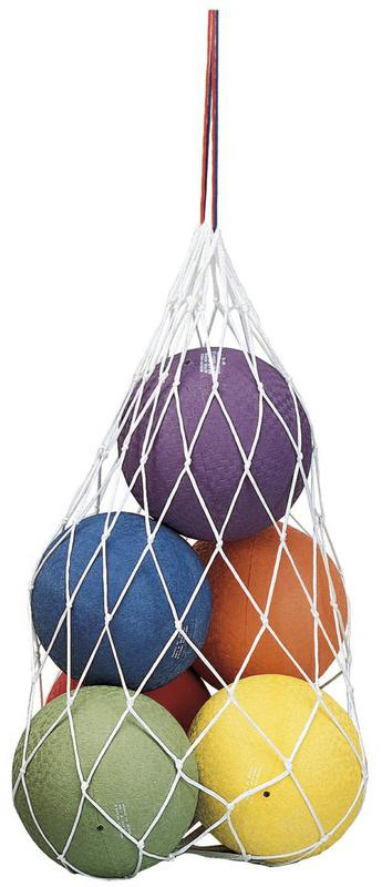 Ball Carry Net Bag 4 Mesh With Drawstring 24 x 36