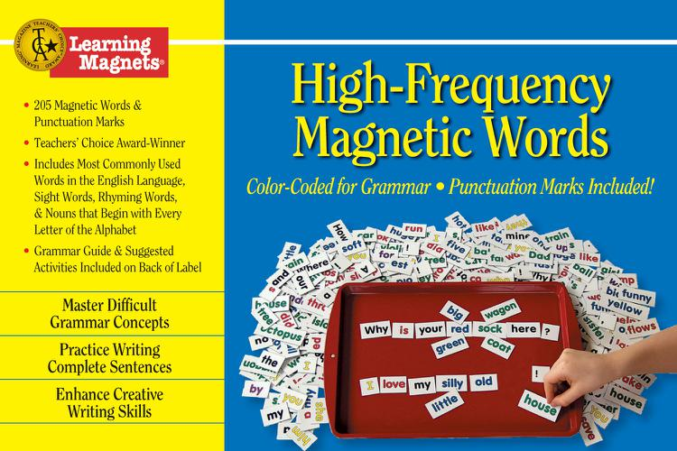 High Frequency Magnetic Words (formerly KidWords®)