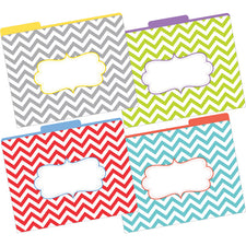 Chevron - The Beautiful File Folders