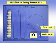 A Bunch of Bean Counters - Math Center Activity