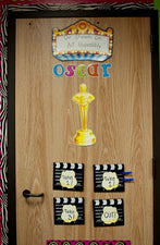 Oscar-Worthy Behavior - Hollywood Themed Bulletin Board