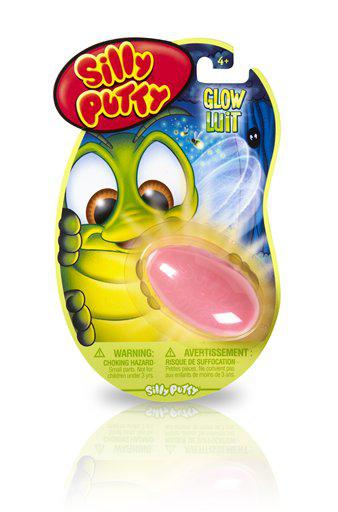 Silly Putty Glow In The Dark Bin080316 Supplyme