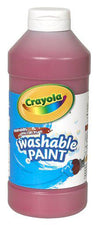 Crayola Washable Paint 16 Oz Red