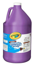 Washable Paint Gallon Violet