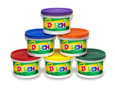 Crayola Dough, Set of 6 Tubs