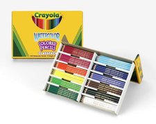 Crayola Watercolor Colored Pencils, 240 Count Classpack