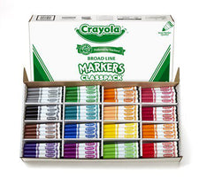 Classpack Marker 16 Colors 256 Count