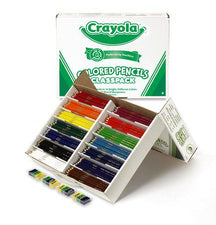 Crayola Colored Pencils 462 Count Classpack 14 Colors