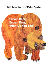 Fun Activities Using Brown Bear, Brown Bear