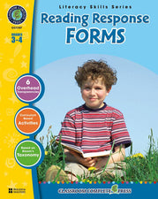 Reading Response Forms Grades 3-4